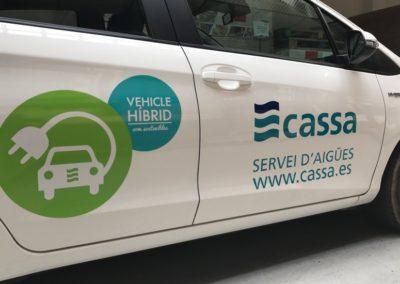 Personalización de vehículos