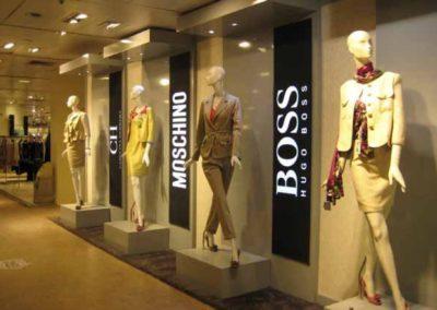 Escaparatismo y retail