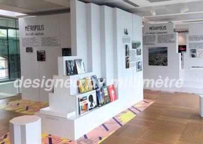 Exposiciones y showrooms