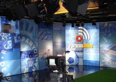 Escenarios y sets de filmación