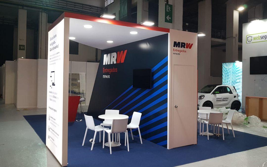 MRW Stand