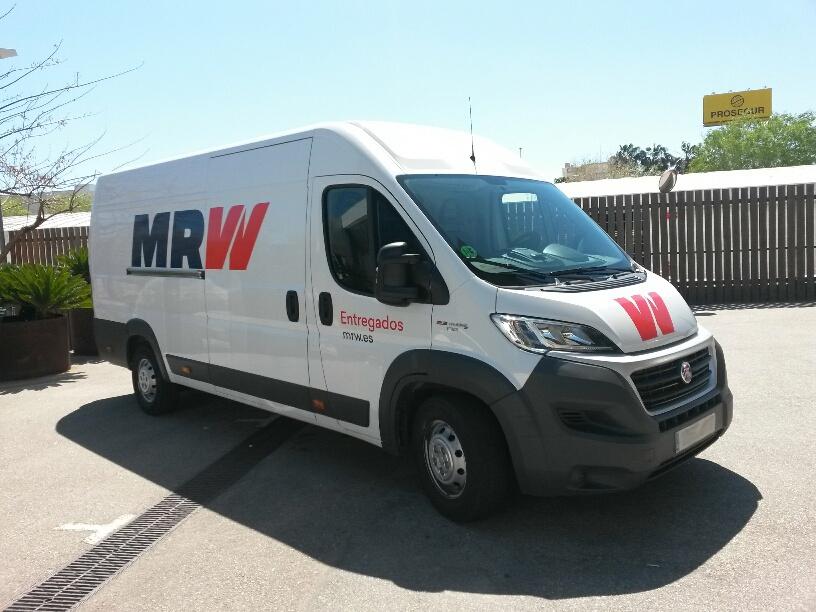MRW Rotulación vehículos